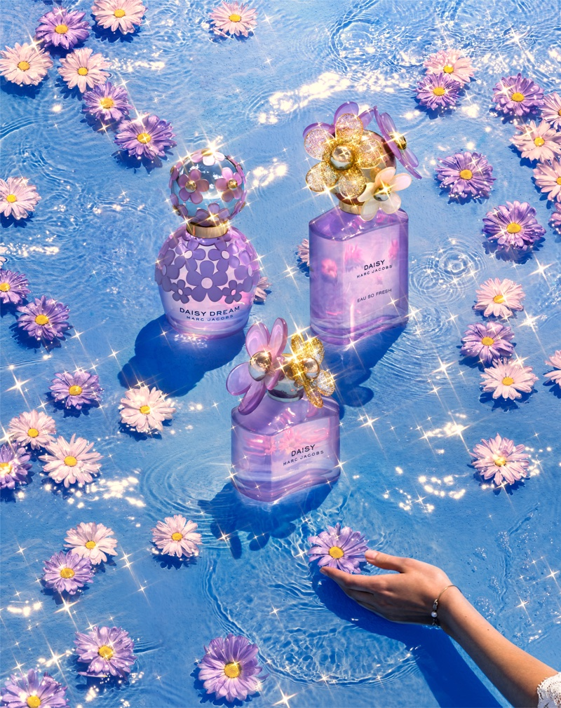 Marc Jacobs to Introduce New Daisy Twinkle Editions