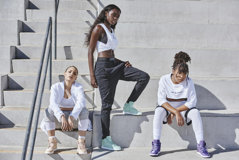 Jordan Brand Reveals Spring 2018 Women's Collection