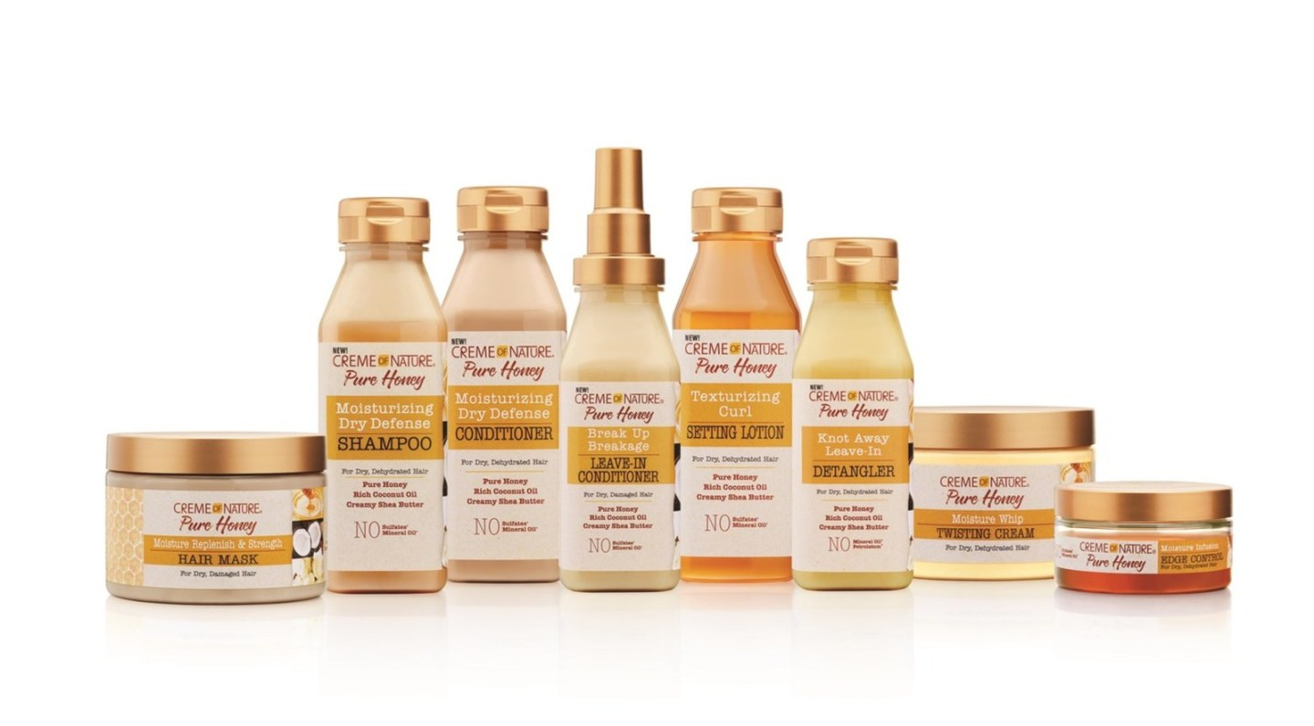 Creme of Nature - Pure Honey Group