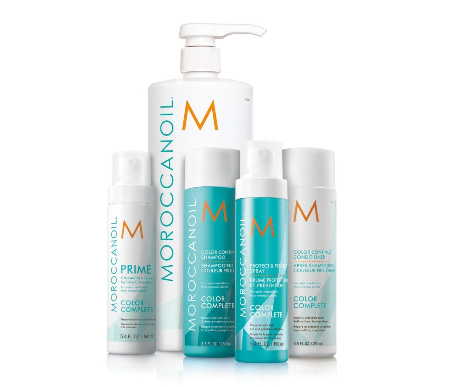 Moroccanoil Introduces New Color Complete Collection