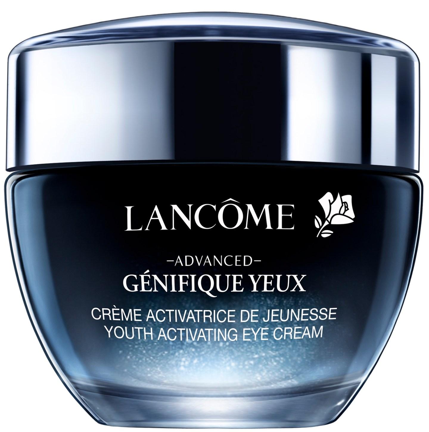 Lancôme's Adds New Eye Cream to Advanced Génefique Collection
