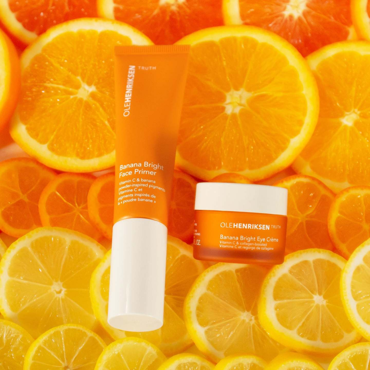 Ole Henriksen Launches Banana Bright Face Primer
