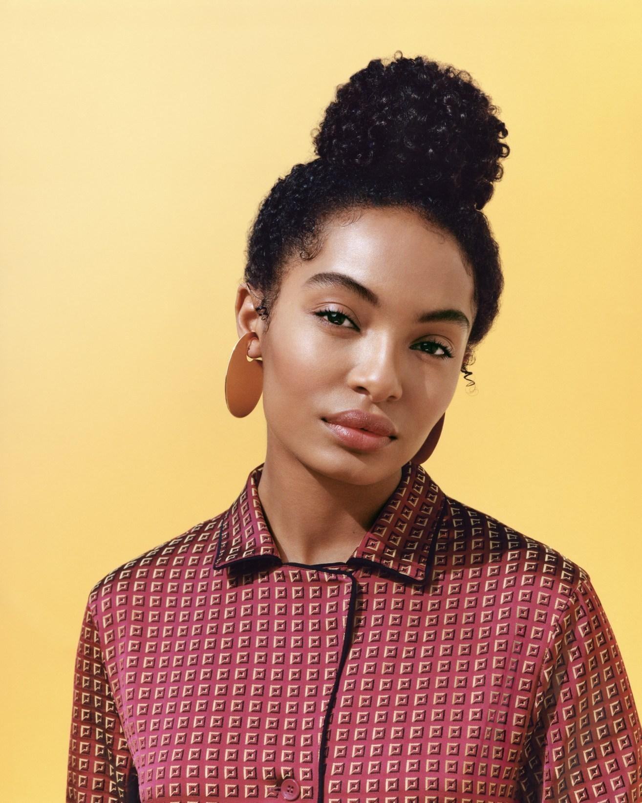Yara Shahidi Fronts Bobbi Brown's Confident Beauty