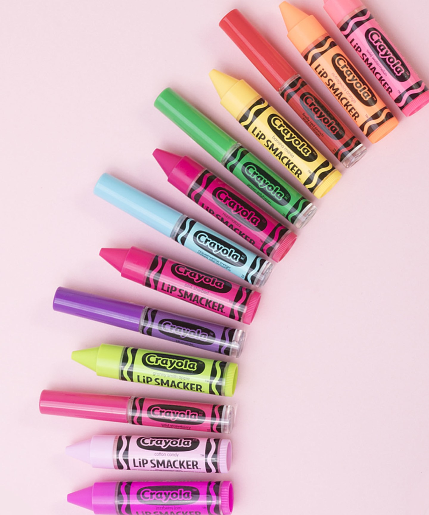 LiP SMACKER and Crayola Collaborate for a New Collection