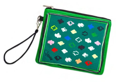 Limited-Edition Girl Scout Wristlet by Diane von Furstenberg