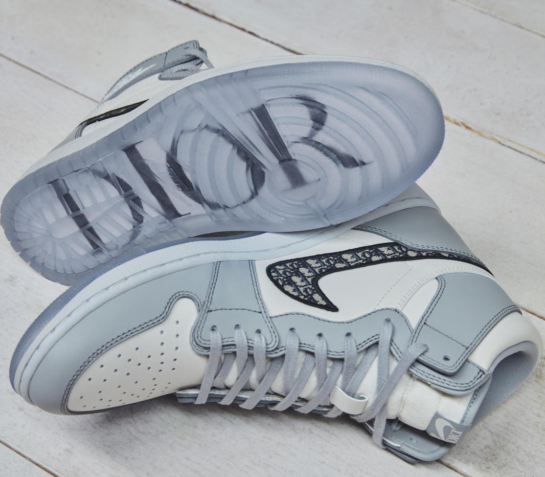 Jordan Brand x Air Dior Capsule Collection Update
