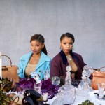 Chloe x Halle Teams with Fendi for Peekaboo Bag
