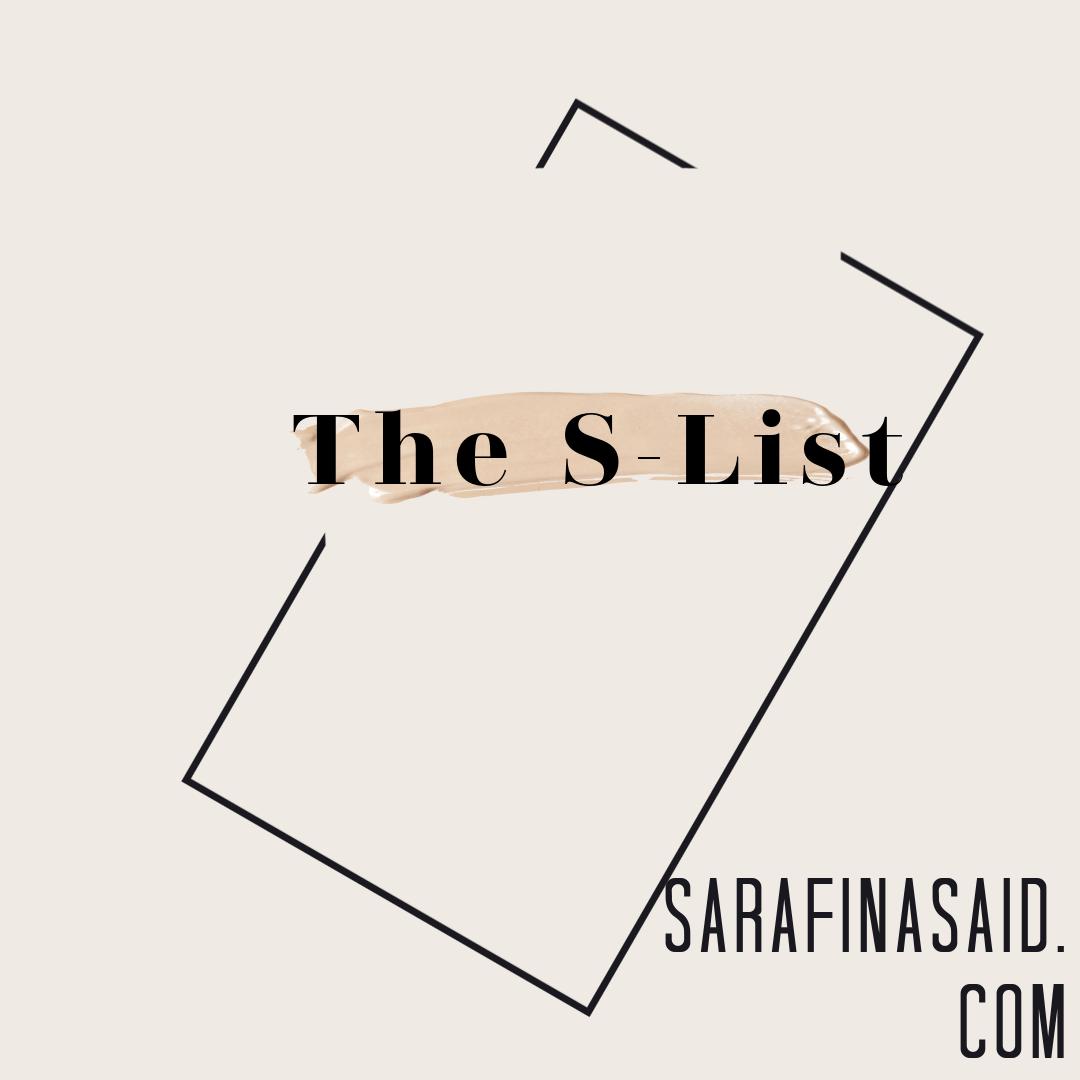 The S-List: Adidas, Ouai, TGIN & More!