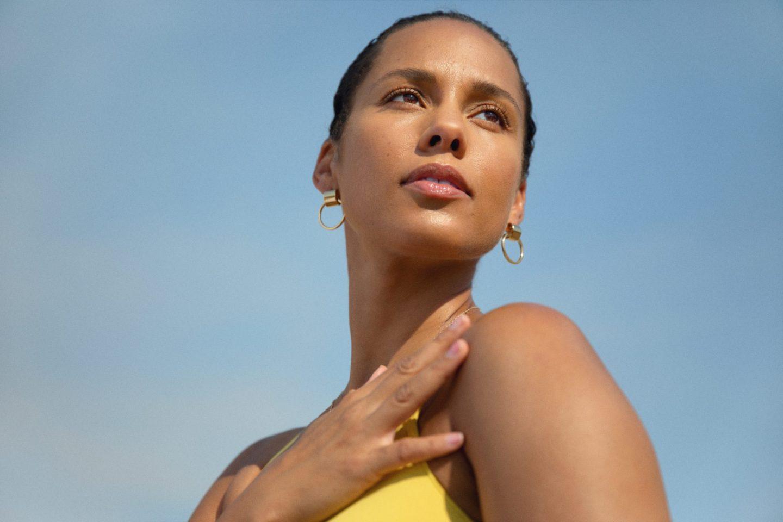 Alicia Keys Unveils New Lifestyle & Skincare Brand