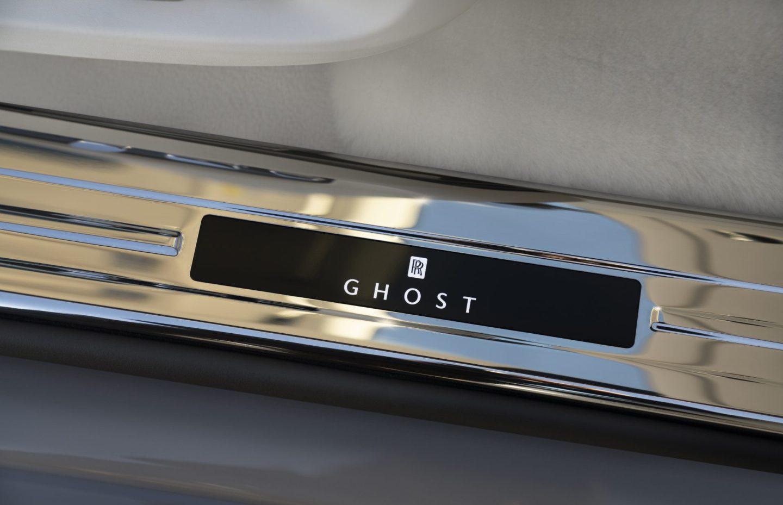 Inside the New 2021 Rolls-Royce Ghost