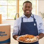 Blue Apron Teams with Chef Edouardo Jordan