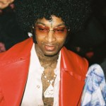 Inside 21 Savage's 70s Themed Birthday Party