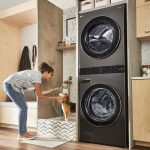 LG Modernizes Laundry with Breakthrough 'LG WashTower'