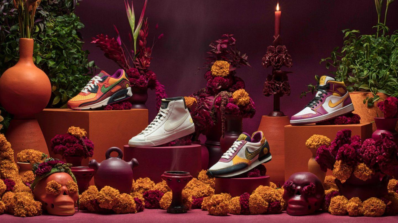 Nike Reveals Día de Muertos Collection