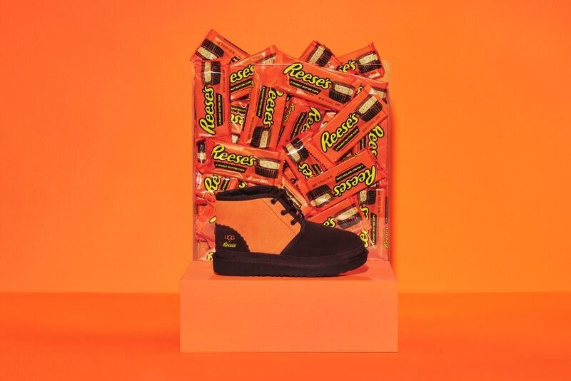 UGG Unveils Kids' Candy Collection with Hershey Company
