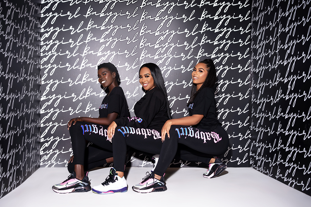 B. Simone Launches Exclusive Footaction Collection