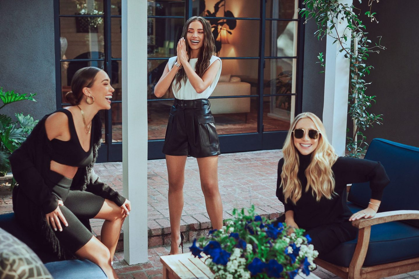 Olivia Culpo & Sisters Launch Collection at Macy's