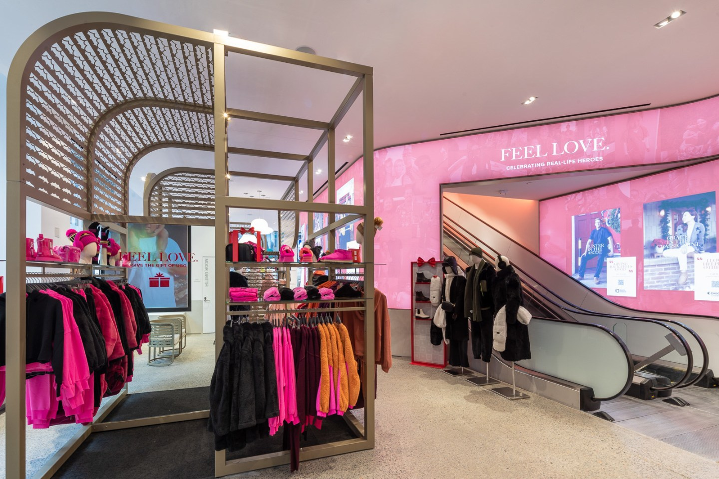 UGG Debuts Flagship Store In New York City