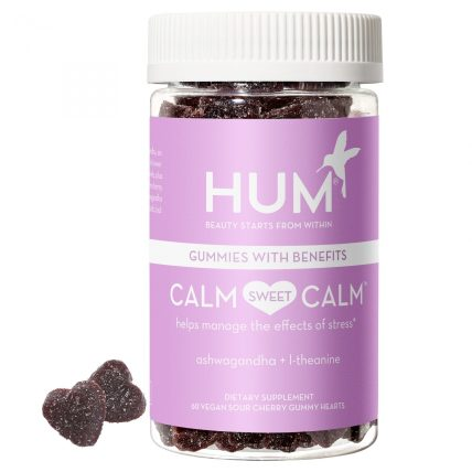 HUM Nutrition Launches CALM SWEET CALM™ Gummies for Stress