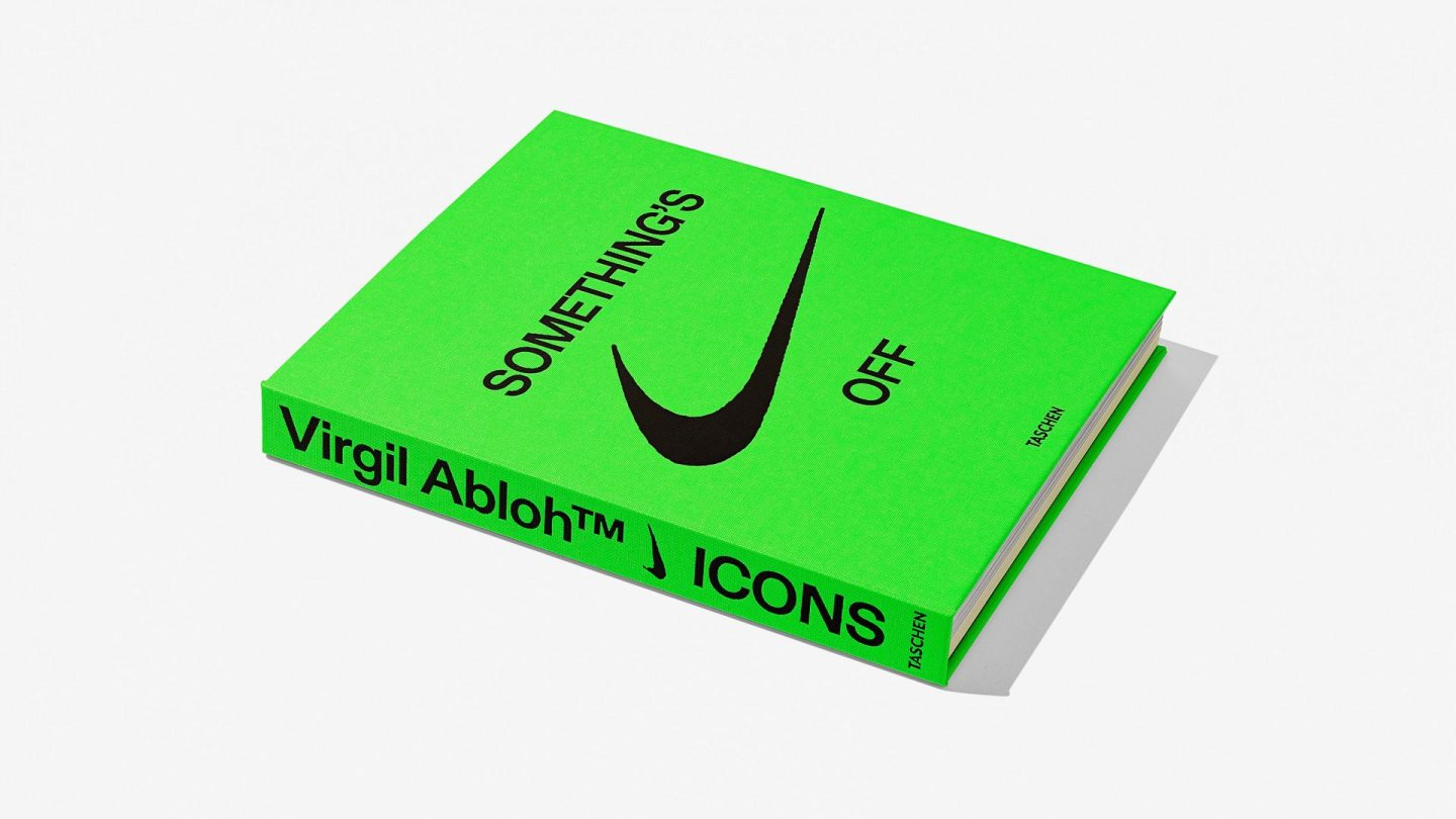 Virgil Abloh Details Nike Off-White™ Process with New Book