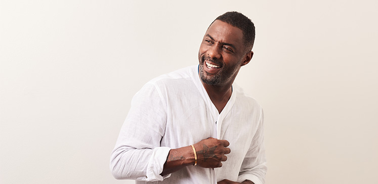 Idris Elba to Publish a Range of Children's Books Coming In 2022