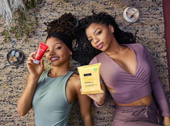 Neutrogena Names Chloe x Halle As Brand Ambassadors