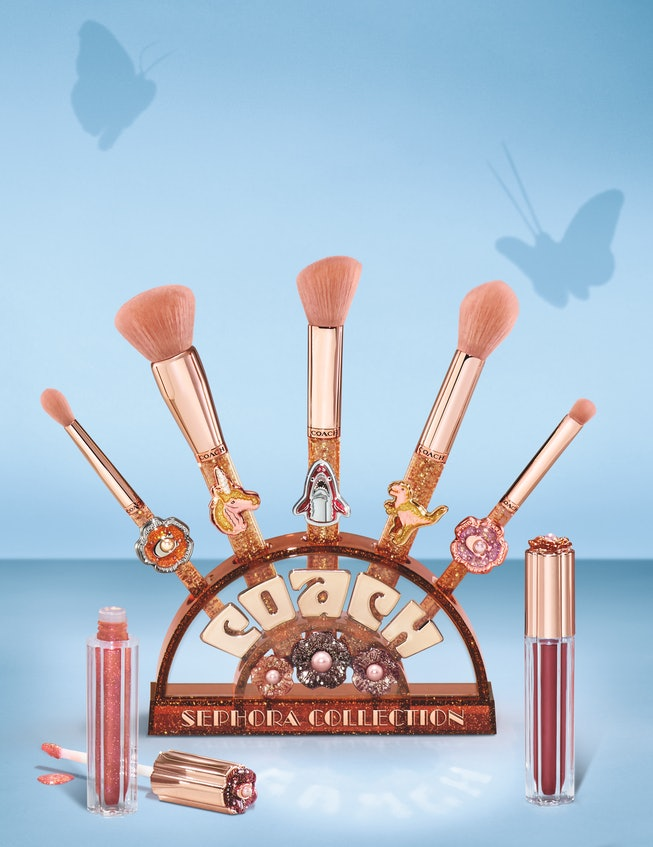 Coach X Sephora Collaborate for New Whimsical Collection