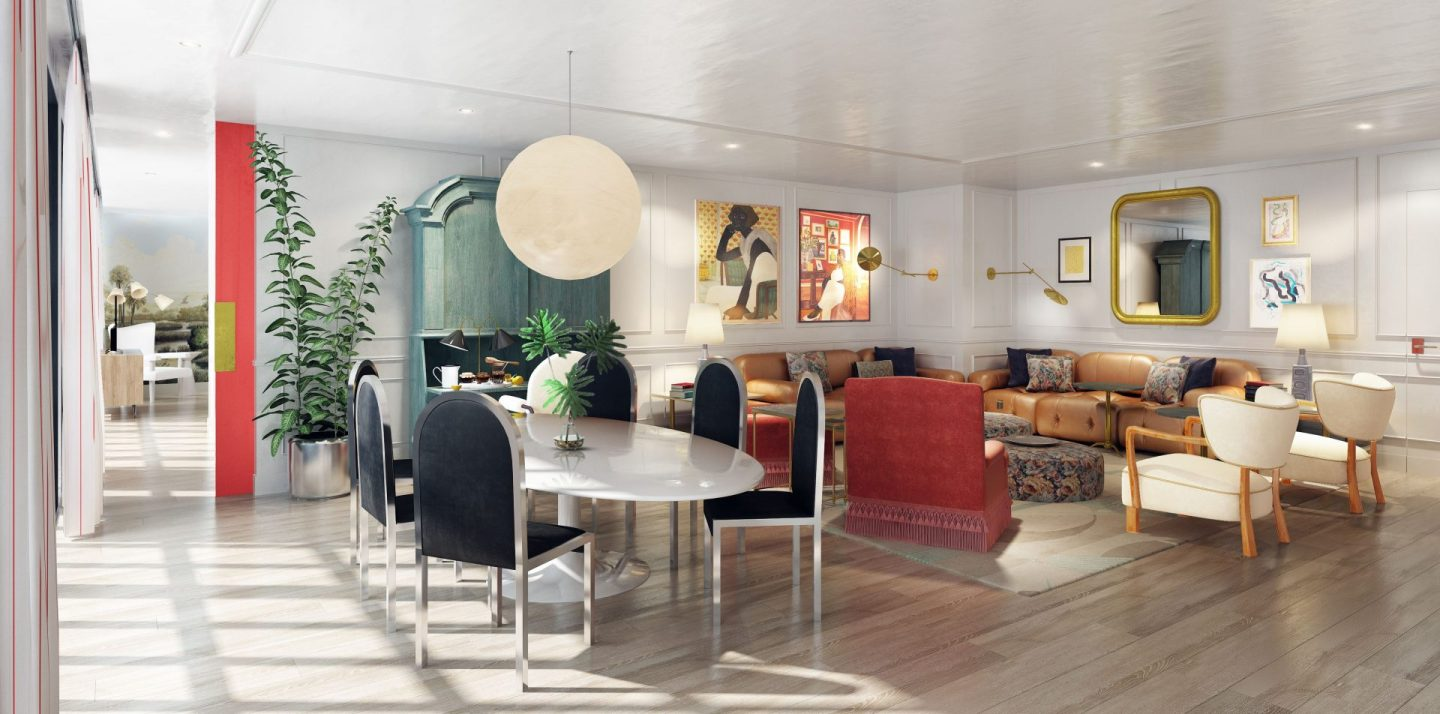 Virgin Hotels New Orleans Opening Labor Day Weekend