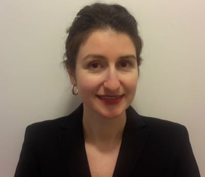 Sara Grillo - Blogger and Marketing Consultant
