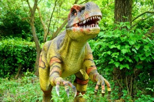 Sara Grillo - Dinosaur - financial advisor seminars