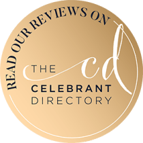 Read my reviews on The Celebrant Directory