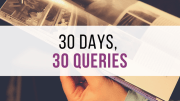 30 Days, 30 Queries e-course
