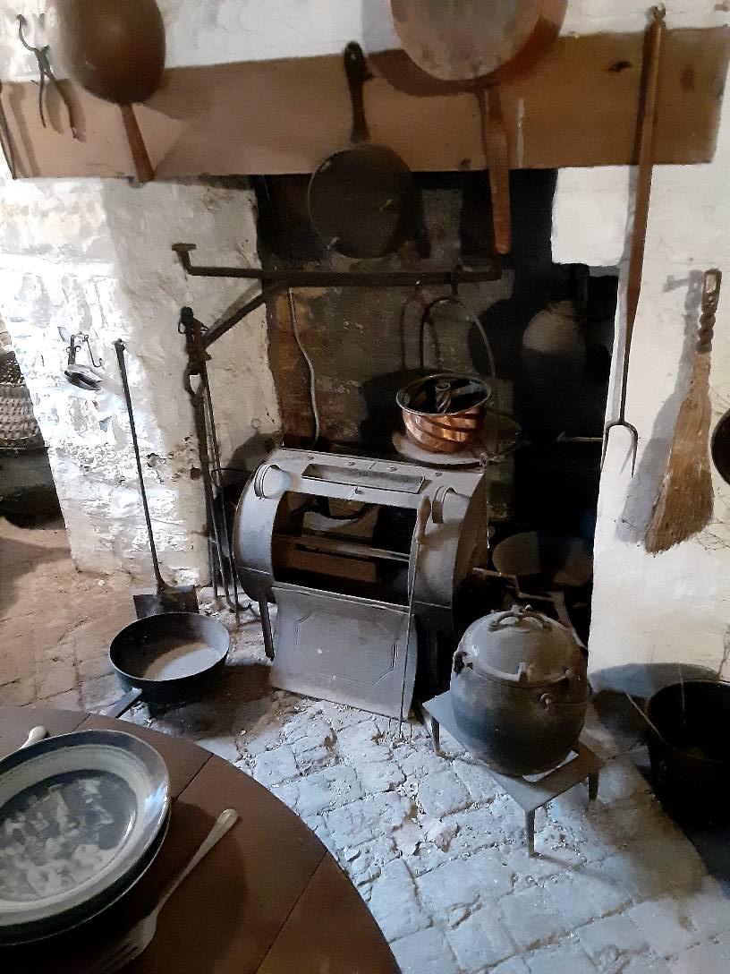 slave quarters, hopemont