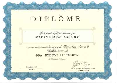 BBA - Bye Bye Allergies 2