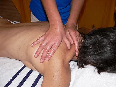 Sarah Modolo - Massages