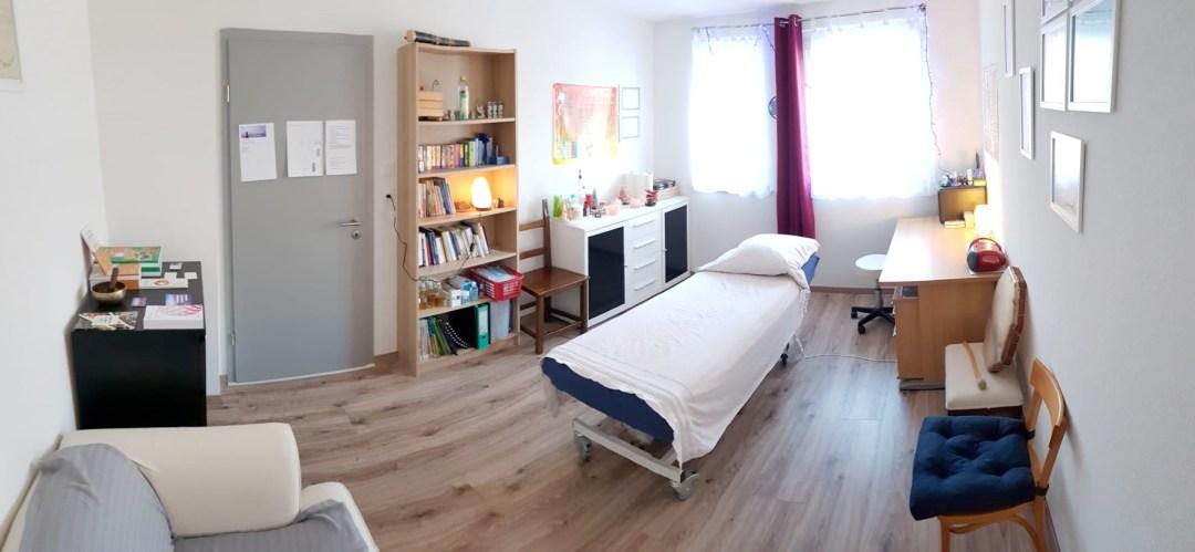 Sarah Modolo - Fleurier - Salle de soins