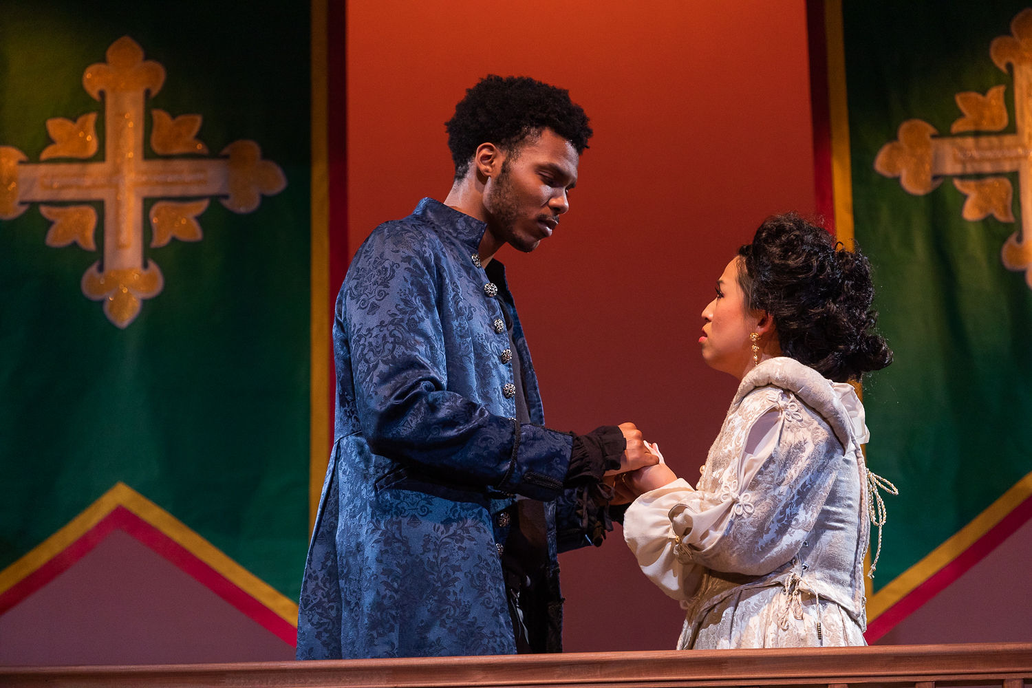 Greater Boston Stage Company/Front Porch Arts Collective   Maggie Hall Photography