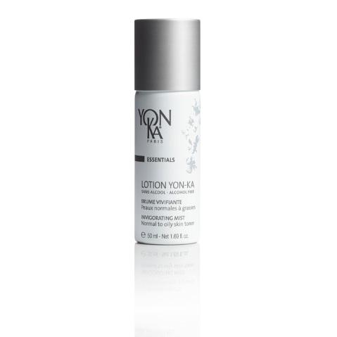 Yon-Ka Lotion PG - Fytoaromaattinen kasvovesi rasvaiselle iholle 50 ml