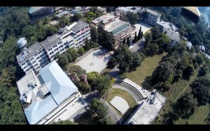 CHTS  aerial view