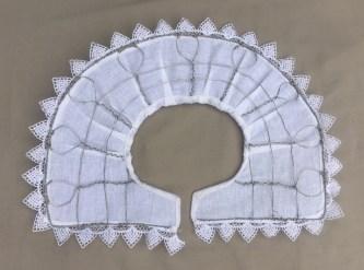 Rebato collar (back), c. 1600-25