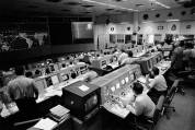 Apollo 10 Mission Control Center