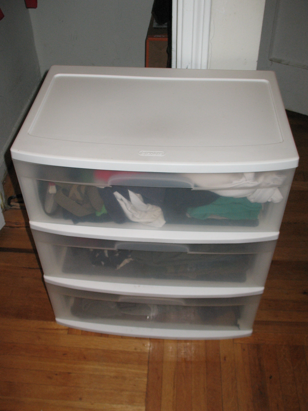 Plastic Dresser Clothing Storage Sarah And Davids