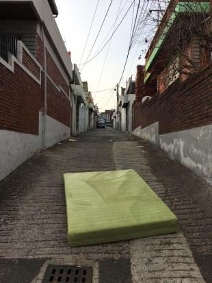 Free mattress.