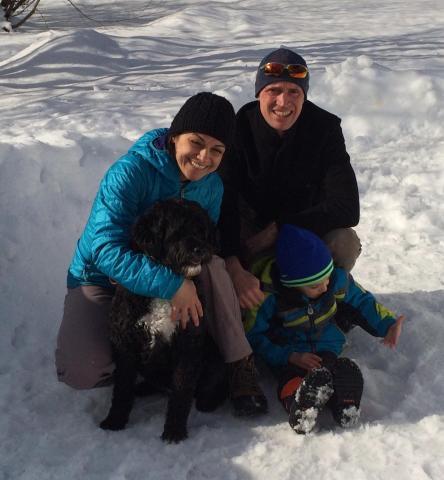 Winter at the Arnold Arboreteum