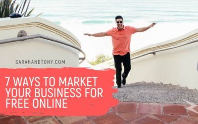 7 Ways to Market Your Business for Free Online