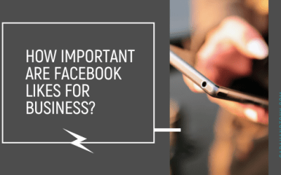 How Important are Facebook Likes for Business?