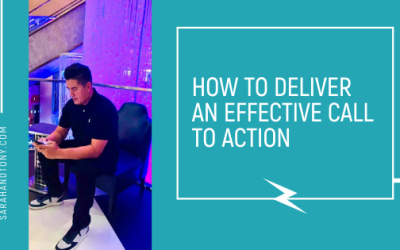 How to Deliver an Effective Call to Action