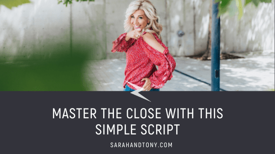 How to Master the close with this simple script