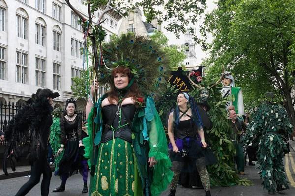 Pagan Pride, Beltane Bash, London, 2006