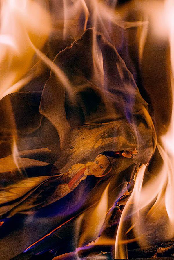 Goldilocks in the fire